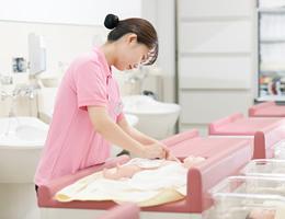 母子看護学分野