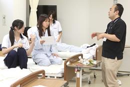 介護福祉コースの特徴のイメージ