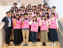 学生ボランティアコーディネーター制度について
